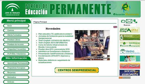 PROGRAMACIÓN DEL ÁMBITO SOCIAL DE LA EDUCACIÓN SEMIPRESENCIAL, IES LA RÁBIDA